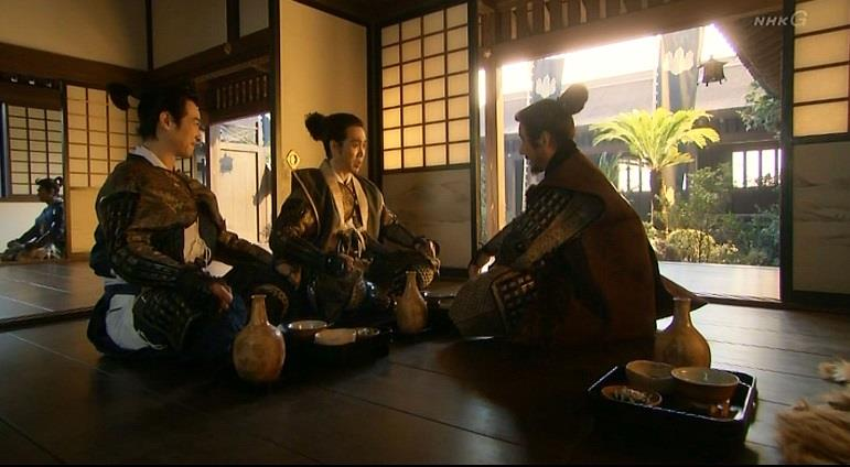 「源三郎、ワシは鼻が高いぞ。お主はワシの息子としてではなく、一国の大名としてここに呼ばれたのじゃ」真田昌幸 真田丸