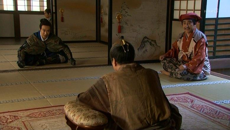 「行ってくるが良い」豊臣秀吉 真田丸