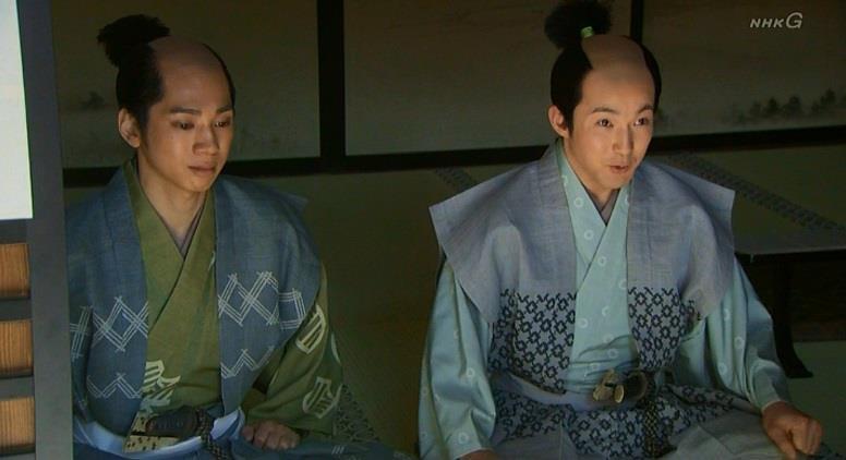 「太閤殿下は能がお好きでございます。殿下も能を習われてはいかがですか?」小早川秀秋 真田丸