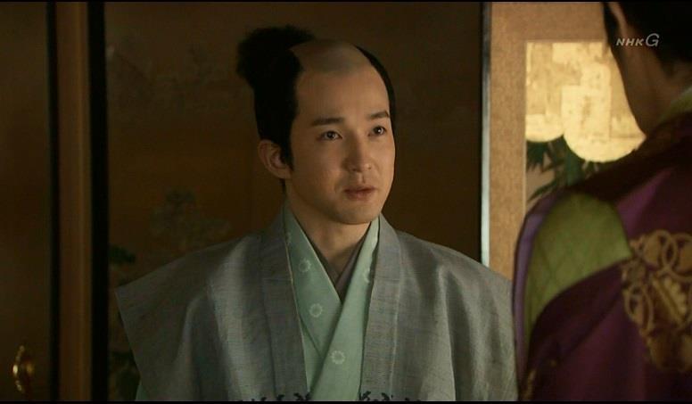 「太閤殿下よりお達しがあり、私は小早川家に養子に出されることになりました」小早川秀秋 真田丸