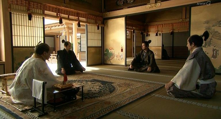 「伏見城の普請(ふしん)に加わってもらいたい」石田三成 真田丸