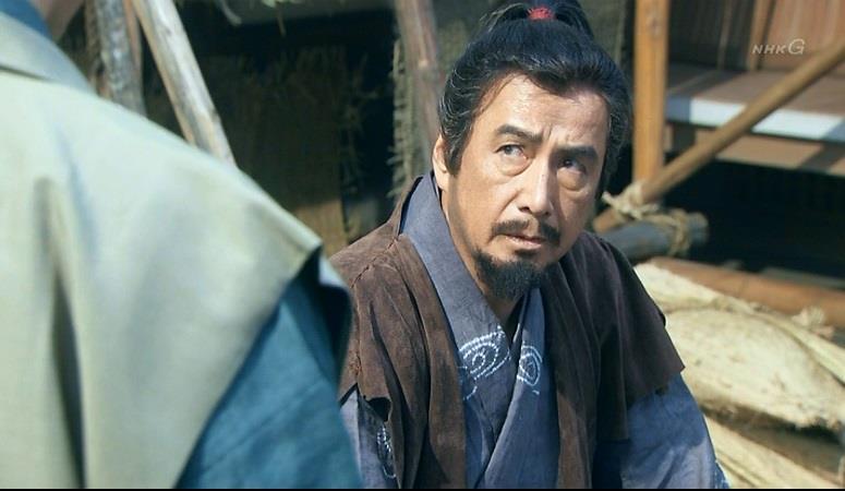 「豆州(ずしゅう)」真田昌幸 真田丸