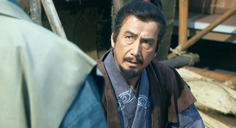 「お主を豆州と呼ばせてくれ。のう、豆州よ」真田昌幸 真田丸