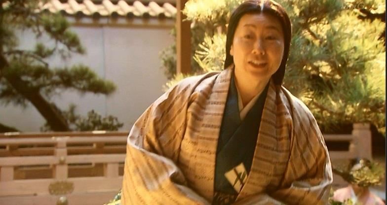 「関白殿下・・・」大蔵卿局 真田丸