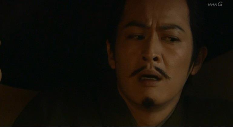 拾が自分を差し置いて関白と呼ばれることにショックの秀次 真田丸