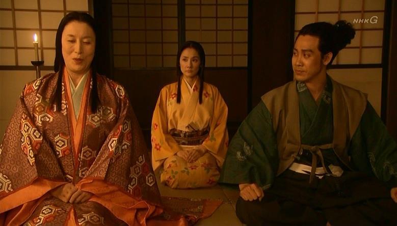 「公家と申しましても、私のもう、ほんの端くれでございますから・・・」薫 真田丸