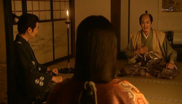 「菊亭は私の妻の里。晴季卿は私の舅だ」豊臣秀次 真田丸