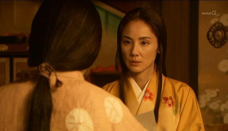 「どのような些細なことでも知らせるようにと、徳川の殿に言われております」稲 真田丸