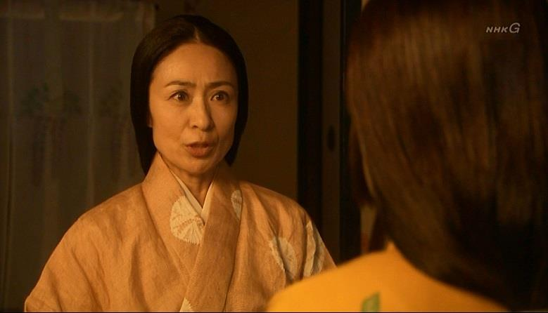 「真田の内情を伝えるのがあなた様のお役目なら、それを押し止めるのが私の役目・・・」おこう 真田丸