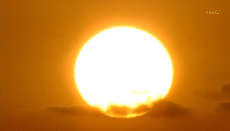 夕陽 真田丸