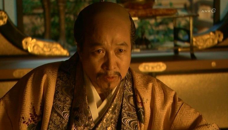 「謀反の疑いありと・・・」豊臣秀吉 真田丸