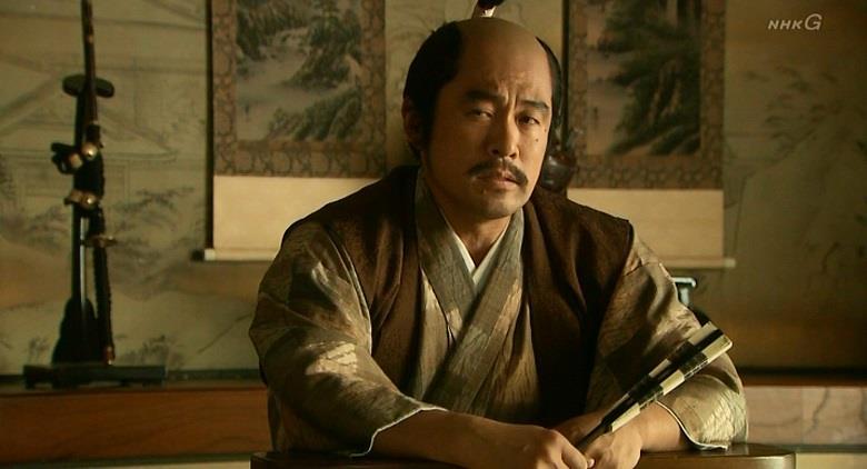 「弥八郎は誰に似たのか、食えぬ面構えをしておるのう」徳川家康 真田丸