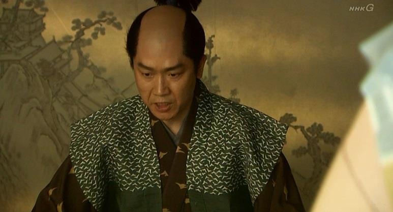 「佐渡守が嫡男、弥八郎正純にございます」本多正純 真田丸