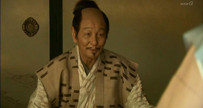 「ご無沙汰しております」本多正信 真田丸