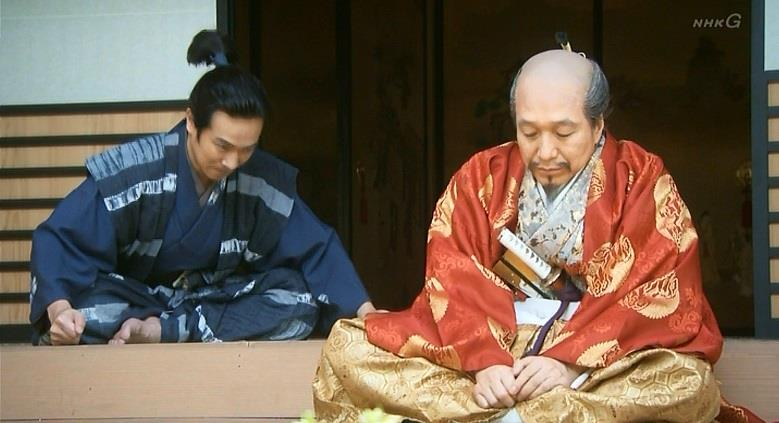 「前関白(さきのかんぱく)豊臣秀次公の姫君でございます」真田信繁 真田丸