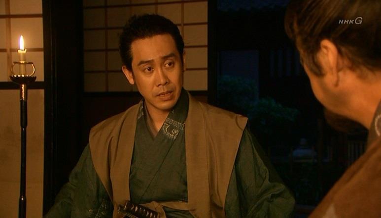 「母上のご出自のことです。私たちは菊亭晴季(きくていはるすえ)卿の娘だと、ずっと聞かされておりましたが、それは間違いなのでしょうか?」真田信幸 真田丸