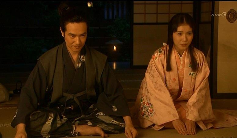「不束者(ふつつかもの)ではございますが、行く末長く、よろしくお願い申し上げます」春 真田丸