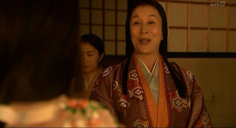 菊亭晴季の侍女だった薫 真田丸