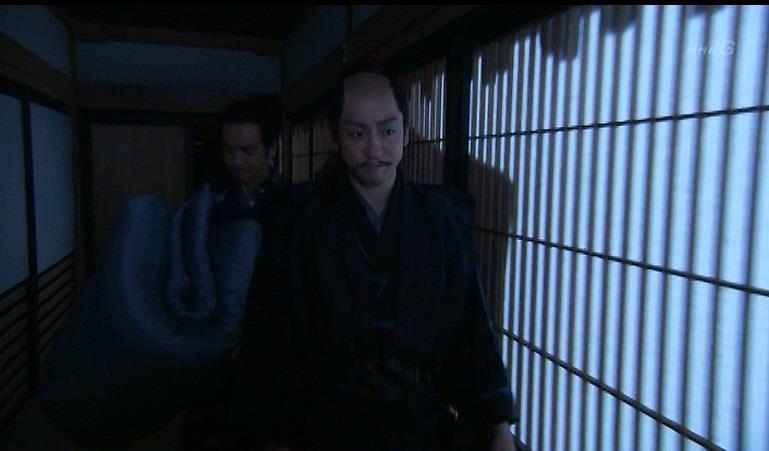 「このお褥(しとね)、いかがなさいます?」真田信繁 真田丸