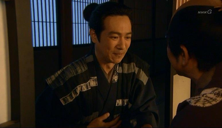「厨(くりや)に置かれている片桐様の胃薬。少しわけていただくわけには参りませぬか?」真田信繁 真田丸