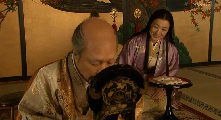「昔、よう食べとりゃーでしたでしょう」寧 真田丸
