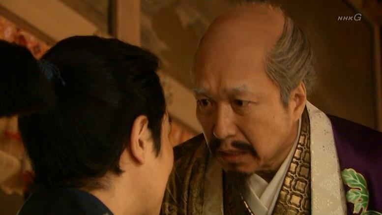 「捨てが!!元服するまでは生きていたいんじゃ。ただ生きているだけではいかん。捨てが、ワシのようになりたいと思う、そんな父親であらねばならん!!」豊臣秀吉 真田丸