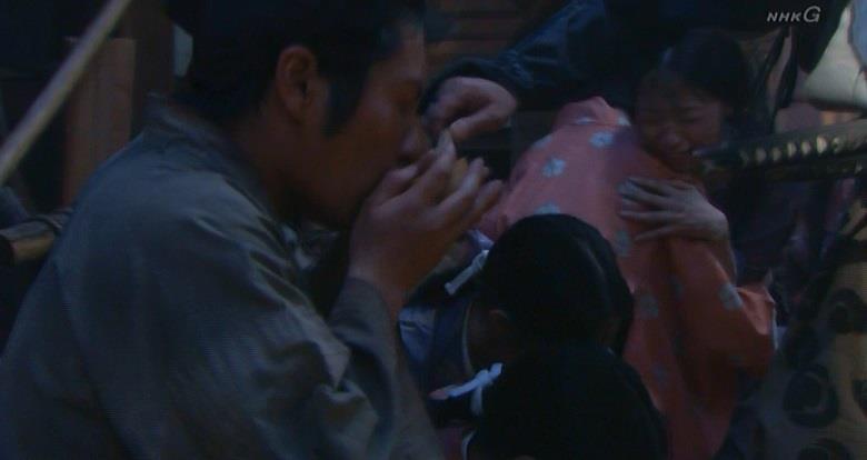 「この日、大阪に居た清正は、誰よりも早く伏見に駆けつけたという」真田丸