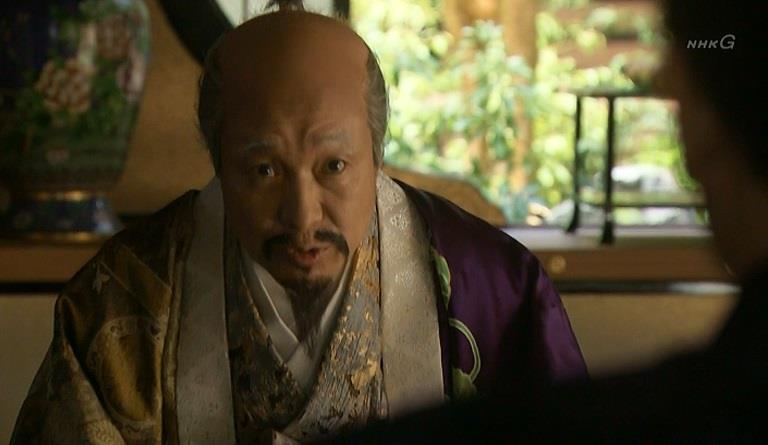 「当然、その船の積荷はワシのものと思ってよいのだな」豊臣秀吉 真田丸