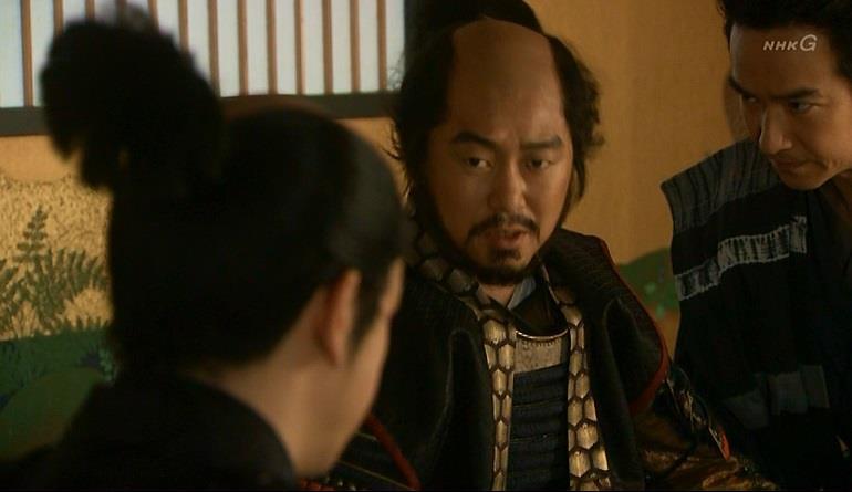 「お主は顔に出やすい。殿下の前で涙くんだりしてもらっては困るのだ」石田三成 加藤清正 真田丸