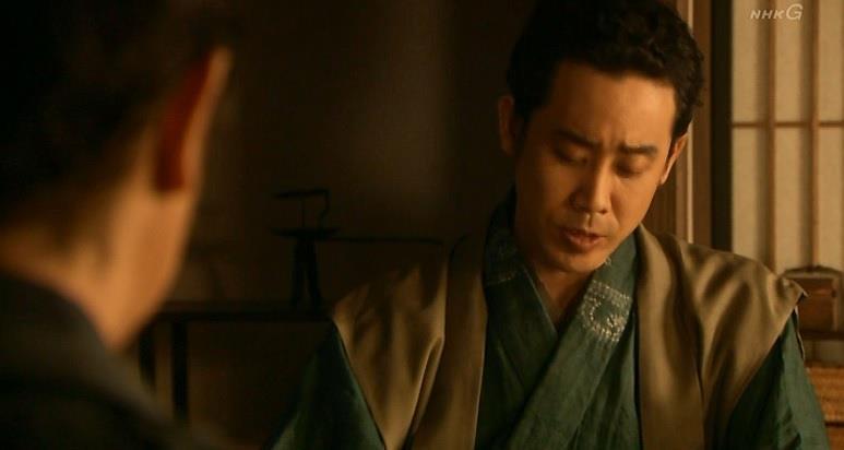 「俺はひとまず、故郷(くに)に帰ることとした。三十郎から文が届いてな。検地が捗っておらんらしい。カツを入れてくる」真田信幸 真田丸
