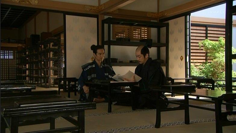 「若君に元服していただくことにする」石田三成 真田丸