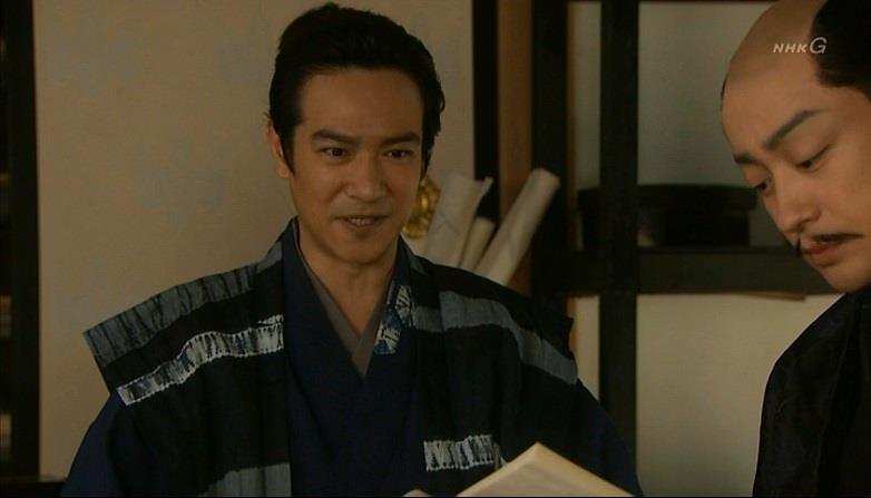 「確かに、拾い様が元服なされば、太閤殿下も少しはお気が楽になられるでしょう」真田信繁 真田丸
