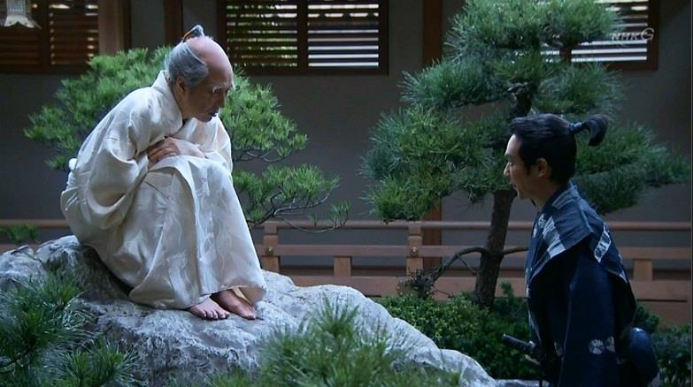 痴呆の入った豊臣秀吉 真田丸