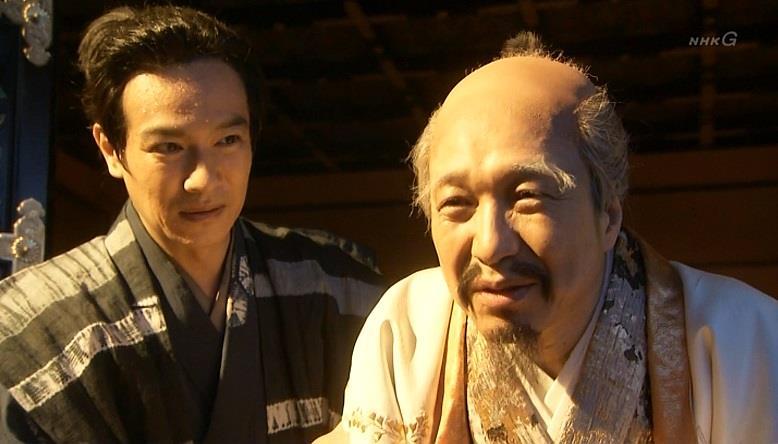 「ゆくゆくは、京から天子様をお迎えしようと思っておった。平清盛が成し遂げたことをワシはとうとう出来なんだ」豊臣秀吉 真田丸