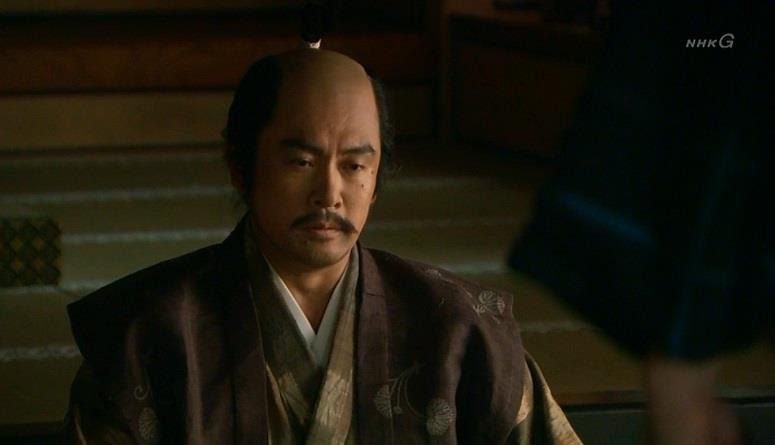 「君側の奸(くんそくのかん)の出る幕ではないわ」徳川家康 真田丸
