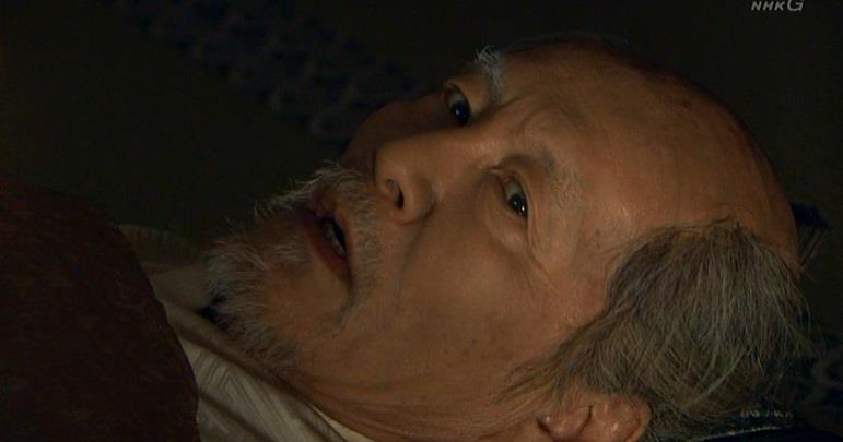 「藤吉郎はワシに秀頼様を託した。ワシの目の黒い内は、勝手な真似はさせぬ」前田利家 真田丸