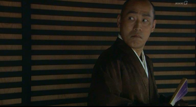 板部岡江雪斎 真田丸