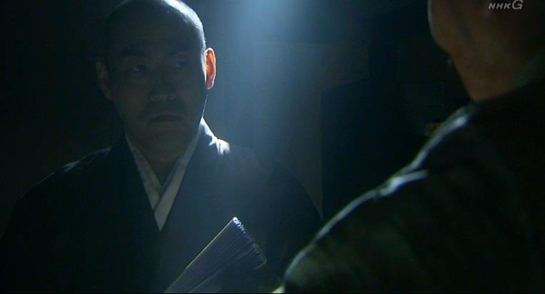 「石田治部は、今宵ここに、夜討ちをかけるつもりでござる」板部岡江雪斎 真田丸