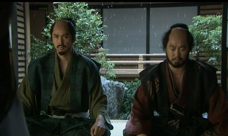 加藤清正と福島正則 真田丸