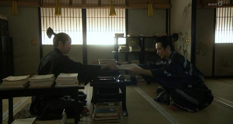 「徳川内府が太閤殿下の命に背いてなした縁組を書き連ねた」石田三成 真田丸