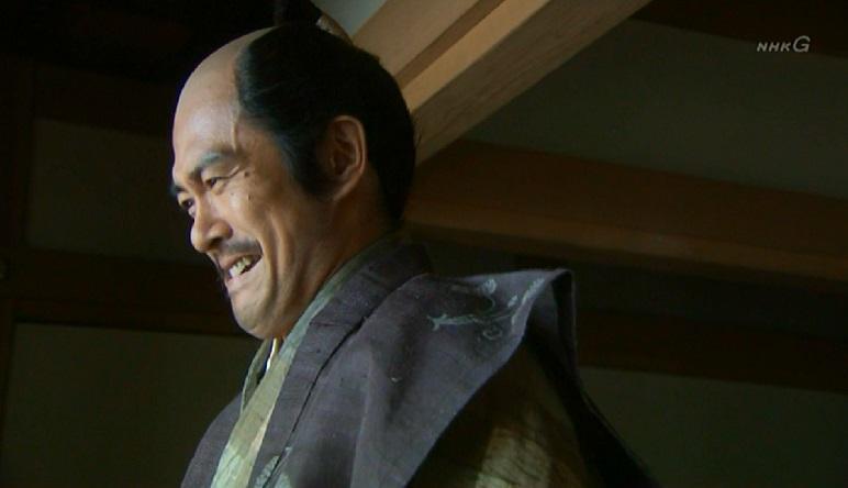 高笑いする徳川家康 真田丸