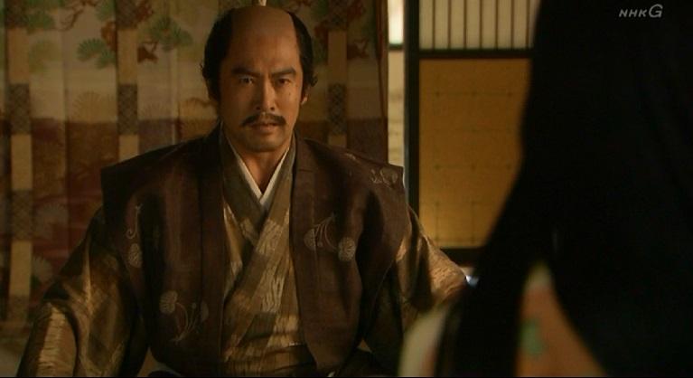 茶々さんにお願いする徳川家康 真田丸