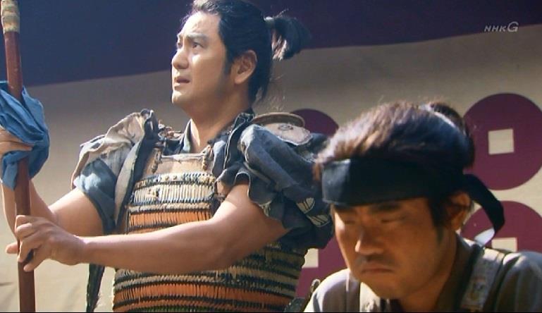 「例の刀狩りで、もう二度と戦に出ることは無いと思っておったが、こんな日が来るとはのう・・・」堀田作兵衛 真田丸