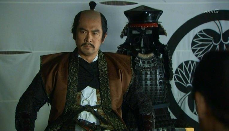 「ワシについてくるかは、各々のご決心に任せる」徳川家康 真田丸