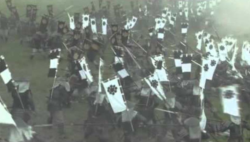 関ヶ原の戦い・合戦