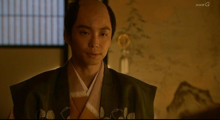 「お言葉でございますが父上」徳川秀忠 真田丸