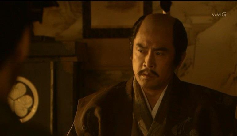 怒り狂ったとされる徳川家康 真田丸