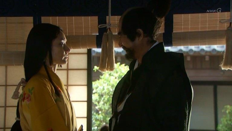 稲姫と本多忠勝 真田丸