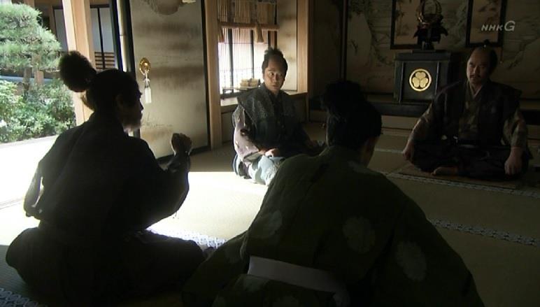 「これより婿とともに、上田城に立て籠もり、徳川の兵を相手に討ち死につかまつる!!」本多忠勝 真田丸