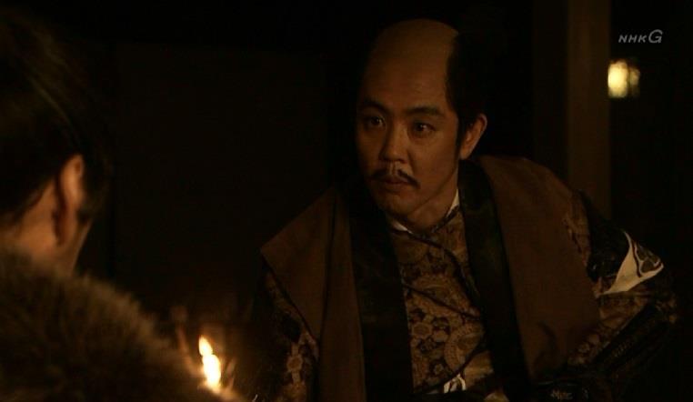 「何故、それがしの名前を??」大井政吉 真田丸